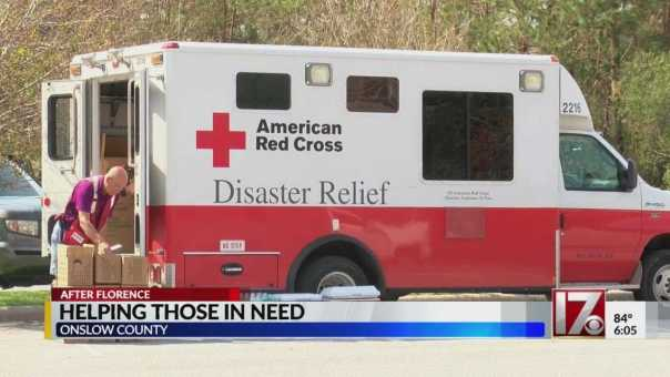 Support in Onslow County 'overwhelming'