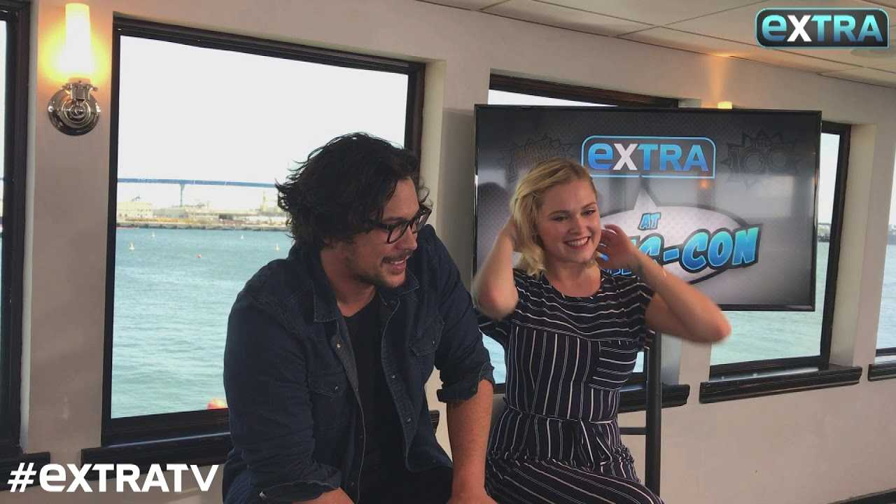 'The 100': Bob Morley & Eliza Taylor Talk Why #Bellarke Is So Special, and Tease 'Epic' Finale