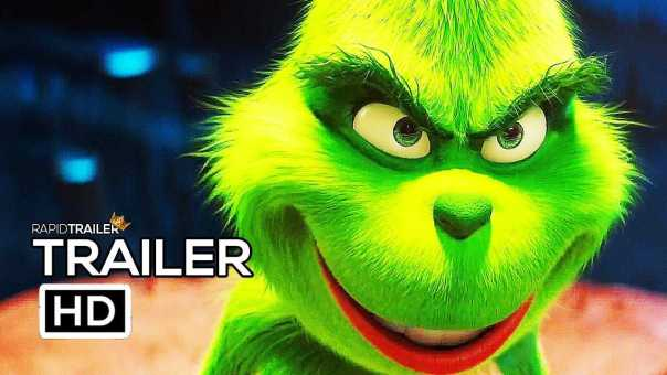 THE GRINCH Final Trailer (2018) Benedict Cumberbatch Animated Movie HD