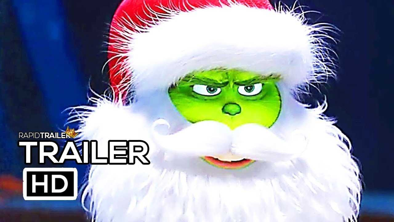 THE GRINCH Official Trailer #3 (2018) Benedict Cumberbatch Animated Movie HD