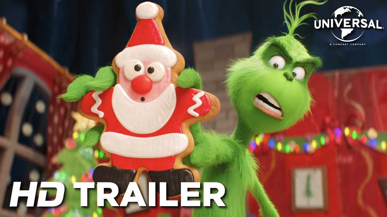 The Grinch | Trailer #3