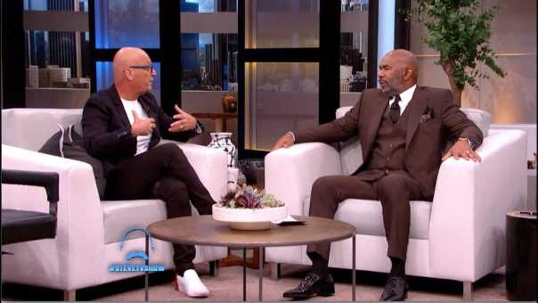 The Hilarious Howie Mandel Has Heart