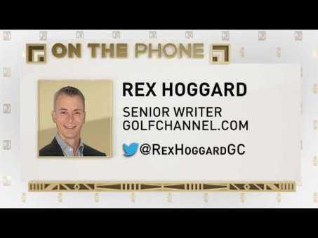 The Jim Rome Show: Rex Hoggard talks Ryder Cup