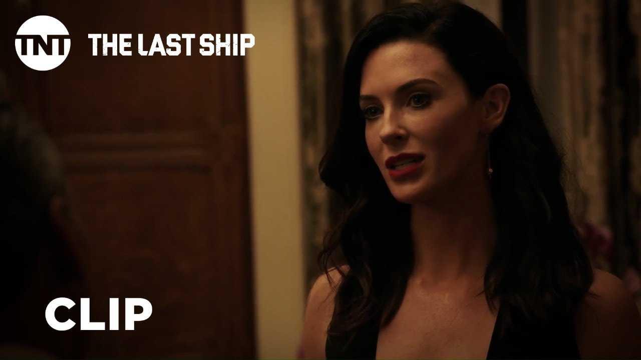 The Last Ship: Presidente - Season 5, Ep. 1 [CLIP] | TNT