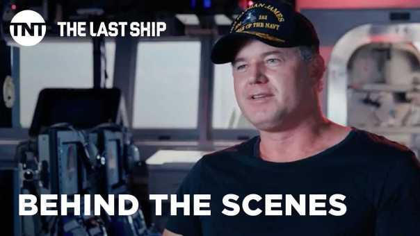 The Last Ship: Tom Chandler – Season 5 [BEHIND THE SCENES] | TNT