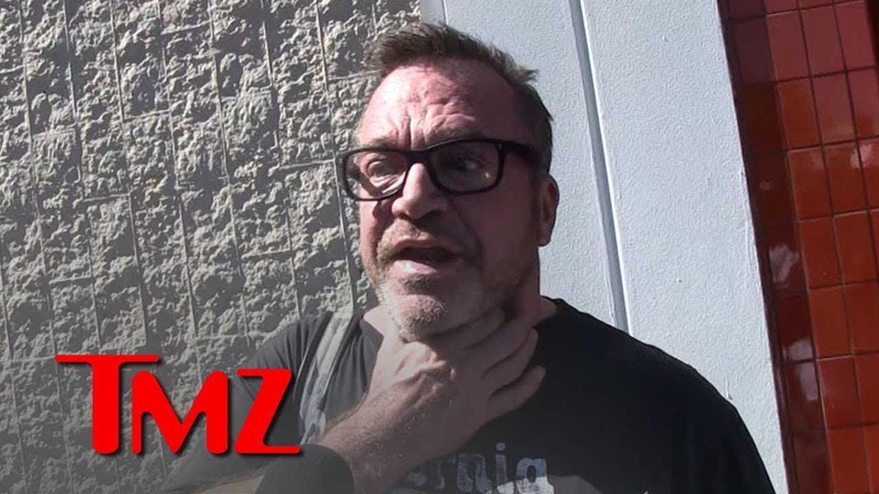 Tom Arnold Says Mark Burnett Wanted to Murder Him During Pre-Emmy Altercation | TMZ