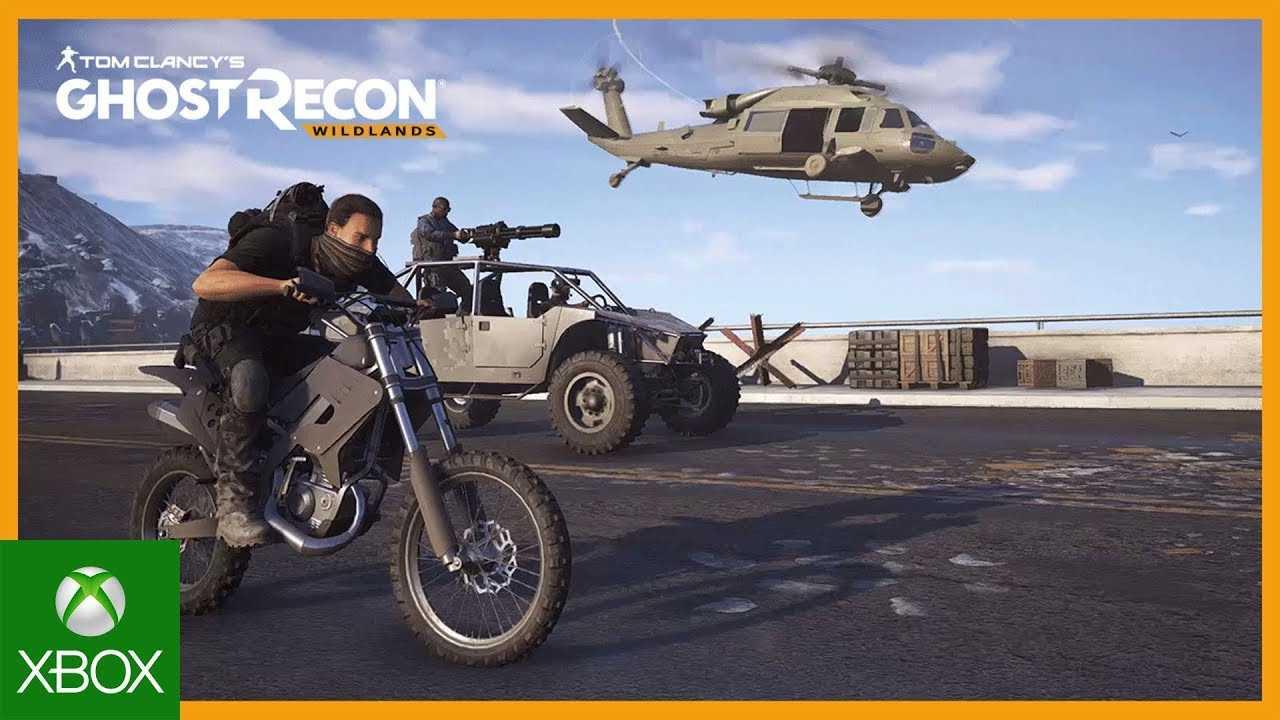 Tom Clancy's Ghost Recon Wildlands: Free Weekend 9.20.18   Ubisoft