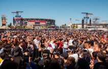 The Crowd at Rolling Loud (Photo Credit: James Baxter)