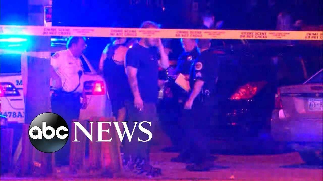 Urgent manhunt in Nashville for 2 murder suspects
