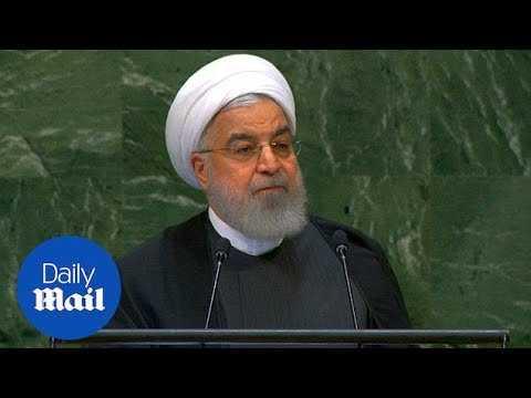 US and Iran trade verbal attacks at the United Nations