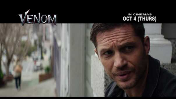 VENOM in PH cinemas Oct 4