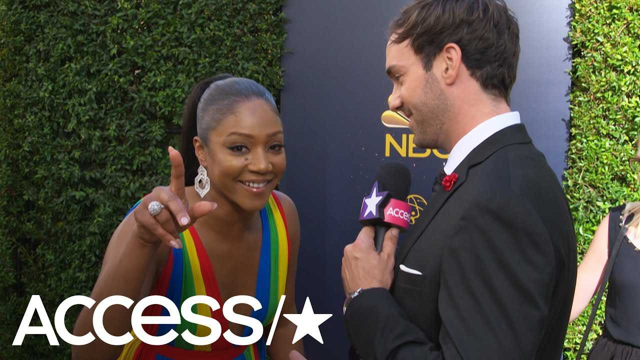 Will Tiffany Haddish Go On A Date With Jeff Dye?   Access