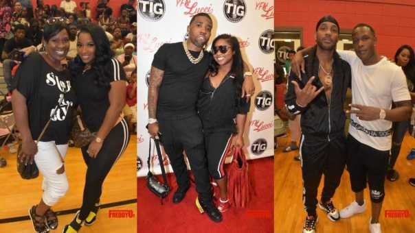 REGINAE AND LUCCI - Reginae Carter + YFN Lucci Might Really