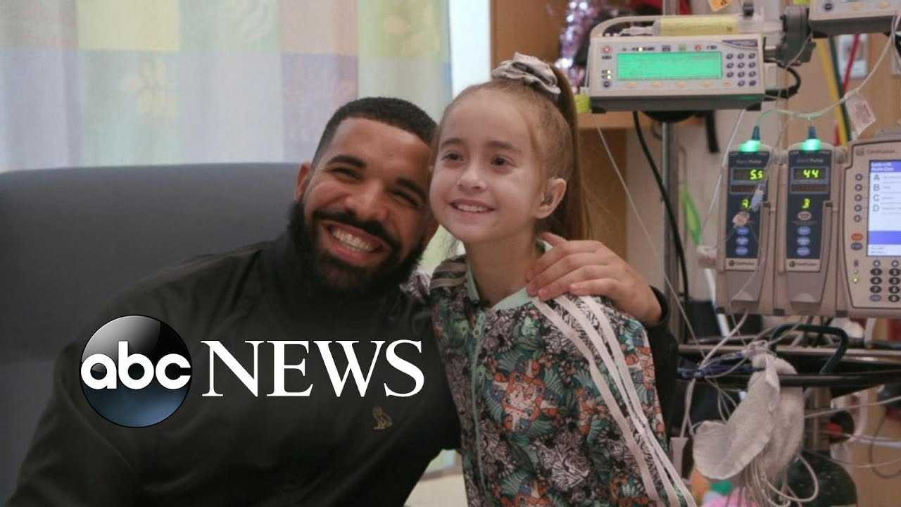Young Drake fan speaks out for 1st time since heart transplant
