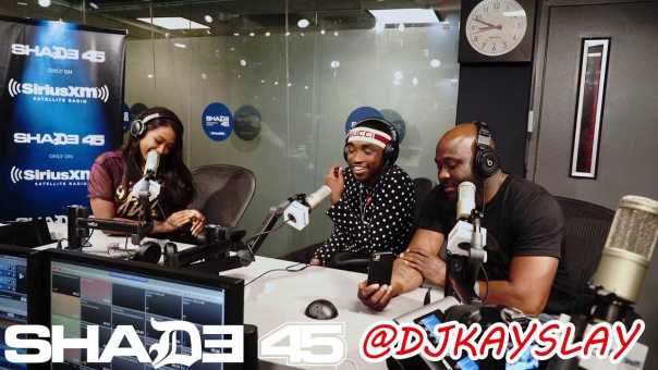 Young G Interview at Sirius XM with Dj Kayslay