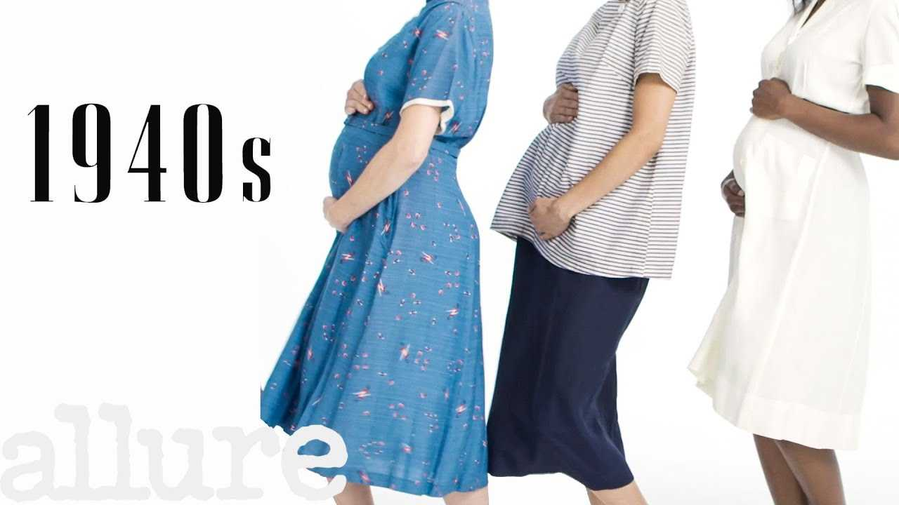 100 Years of Pregnancy   Allure