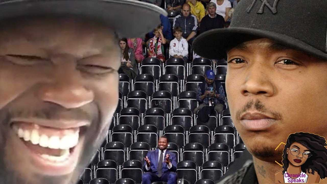 50 Cent Buys 200 Seats to Ja Rule's Show So It Would Be Empty