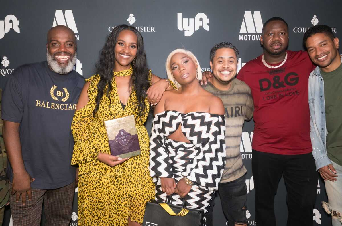 Motown Kicks off BET Awards Weekend with Exclusive Dinner Powered by Courvoisier [Photos]