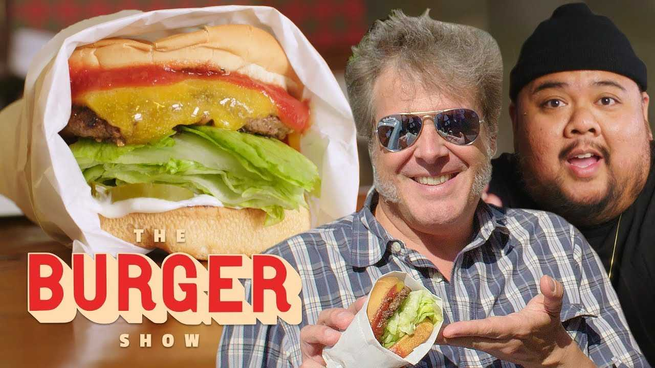 A Burger Scholar Explains One of the Best Burgers in America   The Burger Show