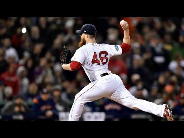 ALCS game 3: Should Red Sox Be Concerned Over Craig Kimbrel?