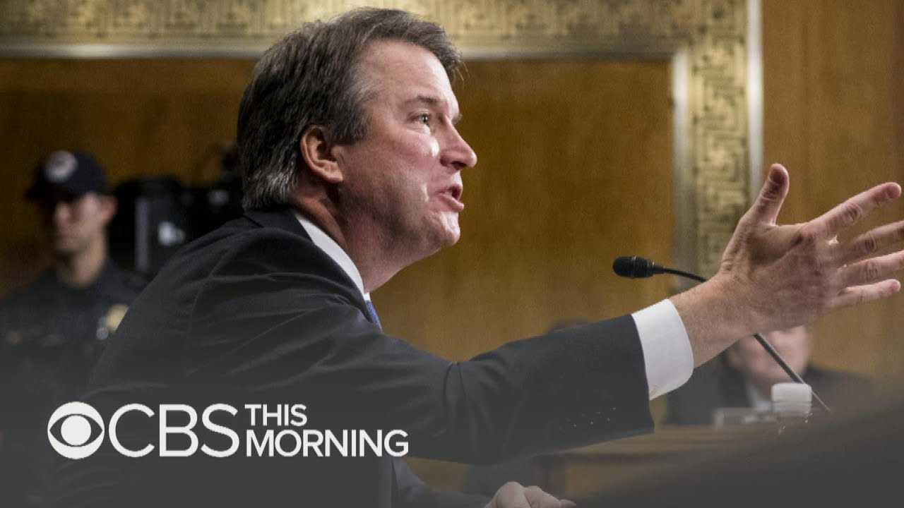 Amid FBI probe, new questions over Kavanaugh testimony on drinking habits