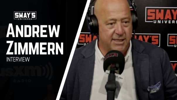 Andrew Zimmern Talks About New Show 'The Big Food Truck Tip' on Food Network