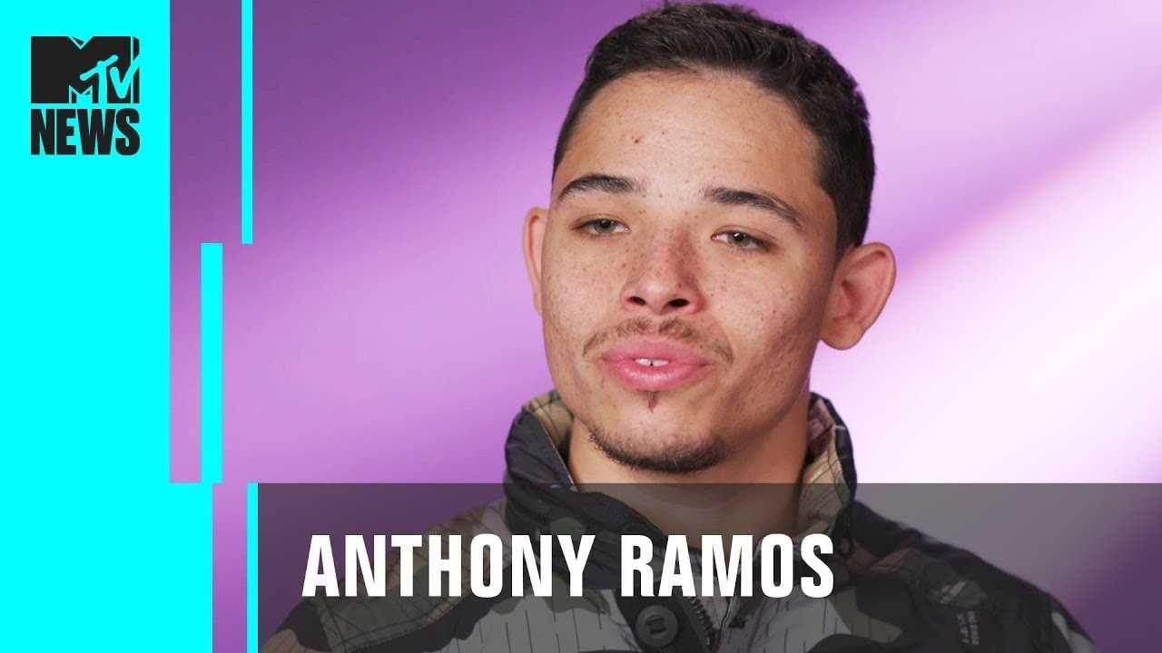 Anthony Ramos Talks 'A Star Is Born' & Working with Lady Gaga | MTV News