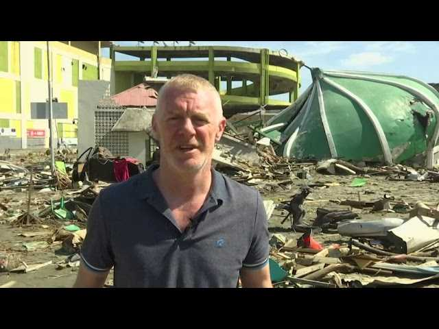 AP reporter describes Indonesia quake devastation