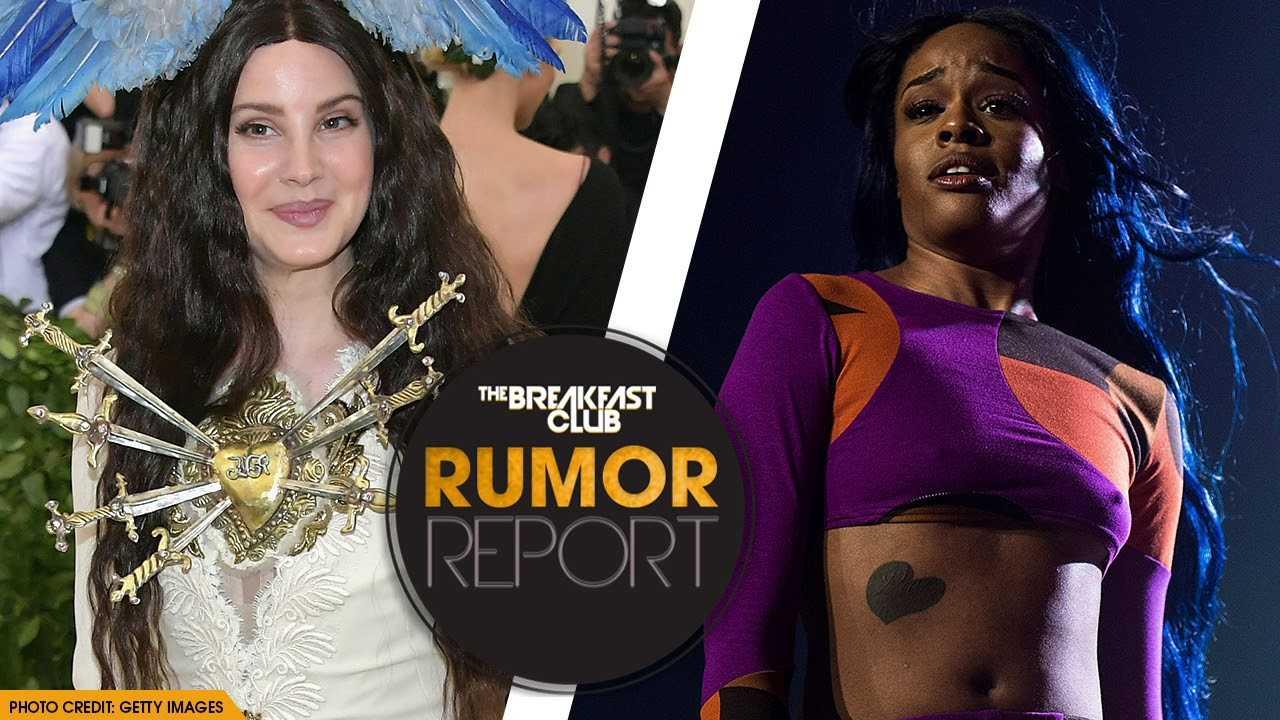 Azealia Banks Goes Off On Lana Del Rey