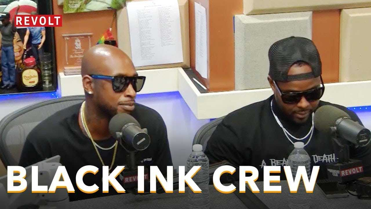 Black Ink Crew Talks About How He Was Stabbed For Cheating | The Breakfast Club