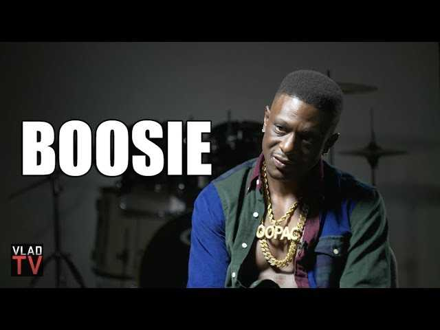 """Boosie on His Kids Having """"Ghetto"""" Names, Mothers Had No Say in Naming (Part 7)"""