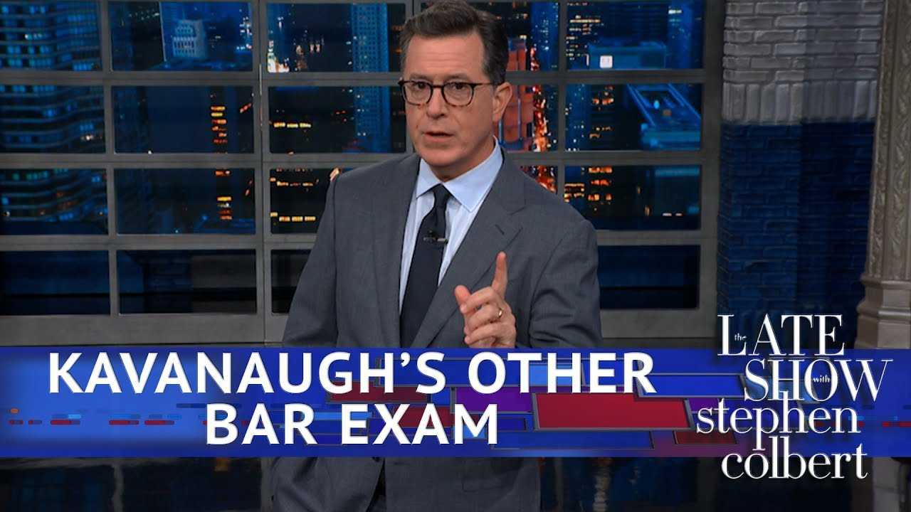 Brett Kavanaugh's Very Stereotypical '80s Bar Fight