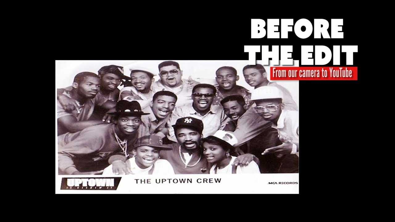 Brothers Black Before The Edit  The Uptown Records Story from the Insiders!!!