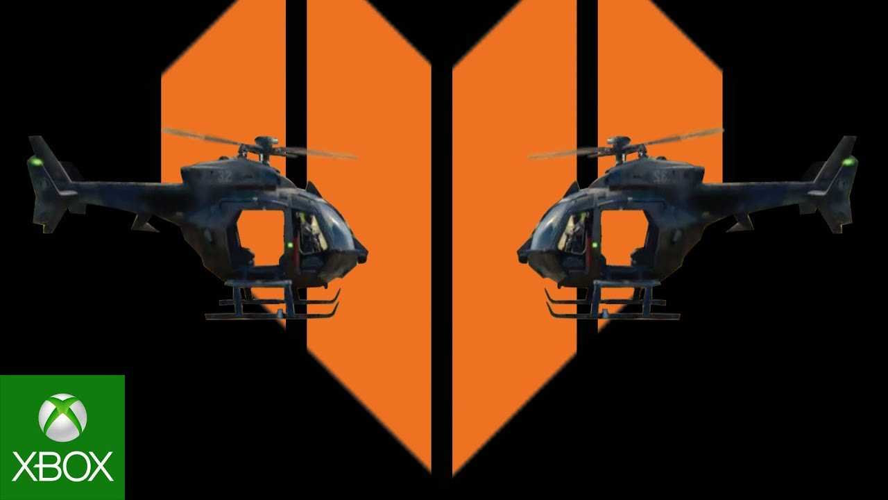 Call of Duty®: Black Ops 4 - Choppers Need Love Too #CODNation