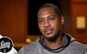 Carmelo Anthony on joining title-caliber Rockets: 'That gives me a…