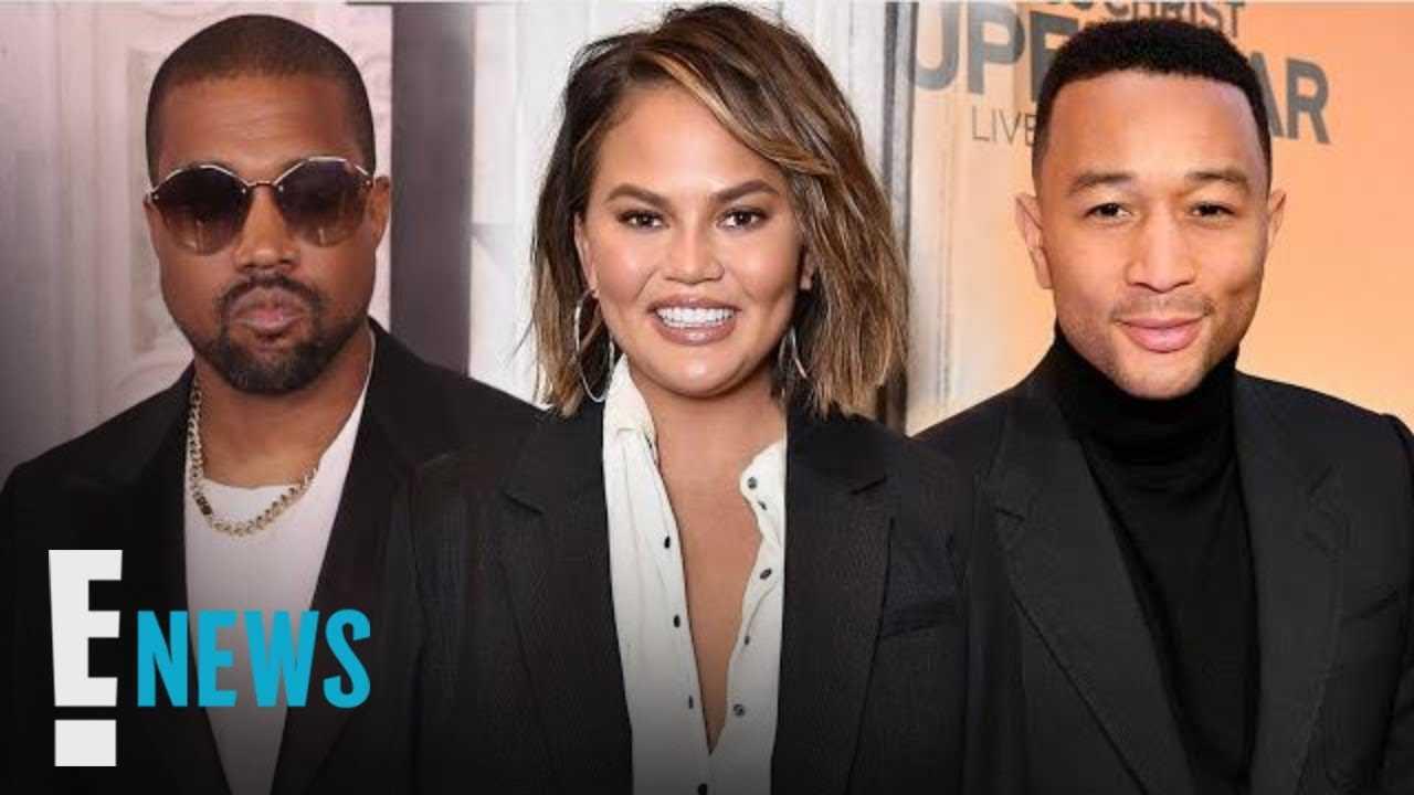Chrissy Teigen on John Legend & Kanye West's Political Debate   E! News