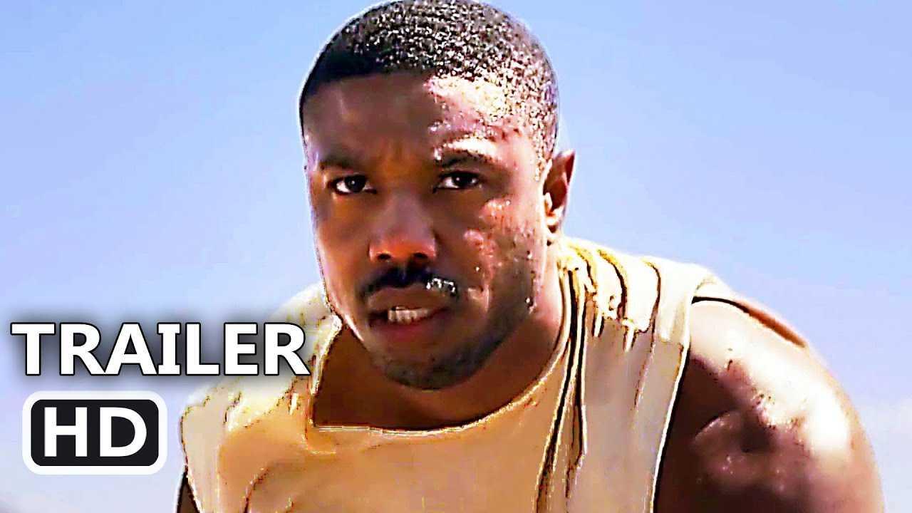 """CREED 2 """"Dangerous Adversary"""" TV Spot Trailer (NEW 2018) Michael B. Jordan Movie HD"""