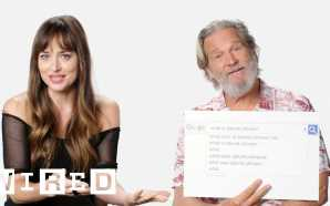 Dakota Johnson & Jeff Bridges Answer the Web's Most Searched…