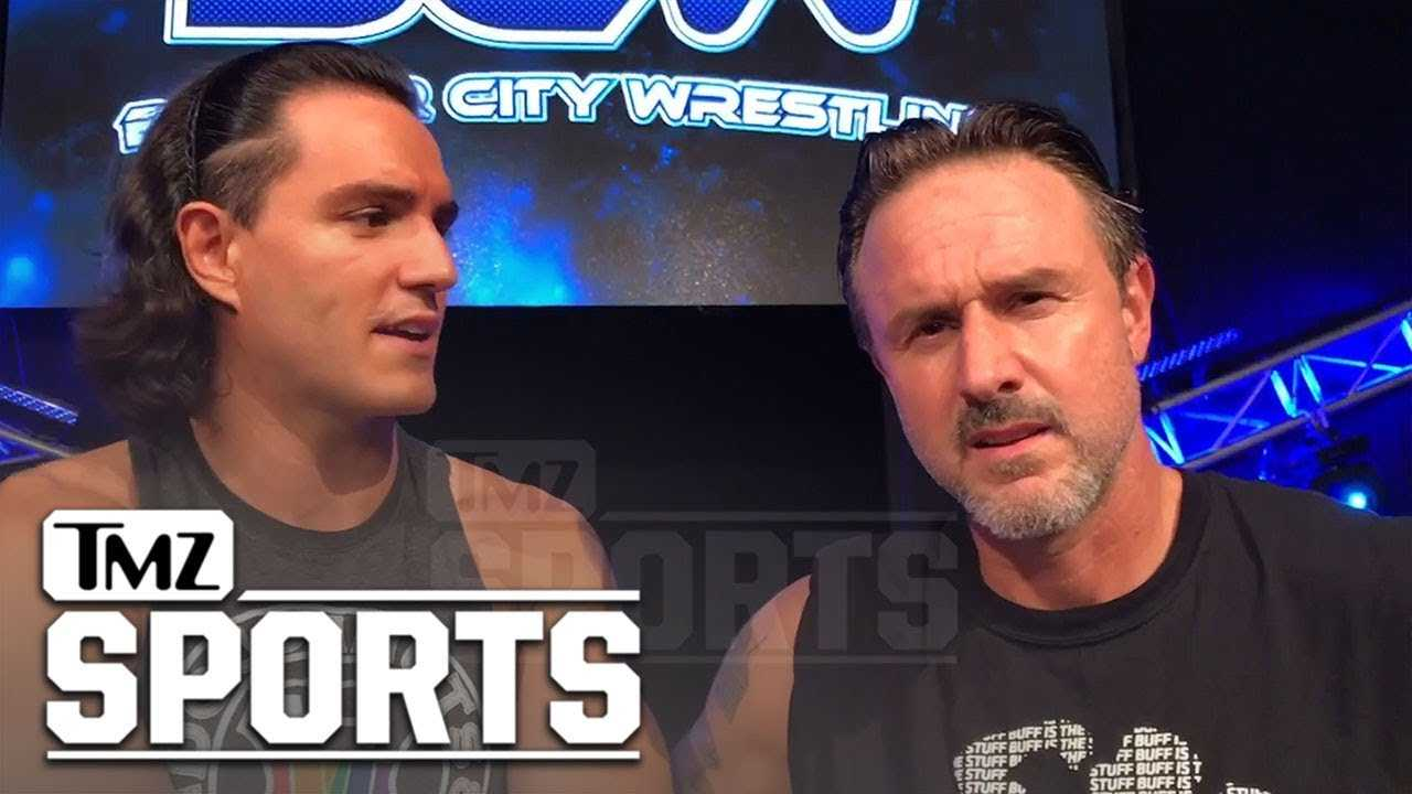 David Arquette and RJ City Discuss Being Booked Nationwide | TMZ Sports