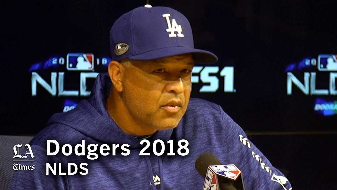 Dodgers NLDS 2018: Dave Roberts talks starting Hyun-Jin Ryu over Clayton Kershaw in NLDS Game 1