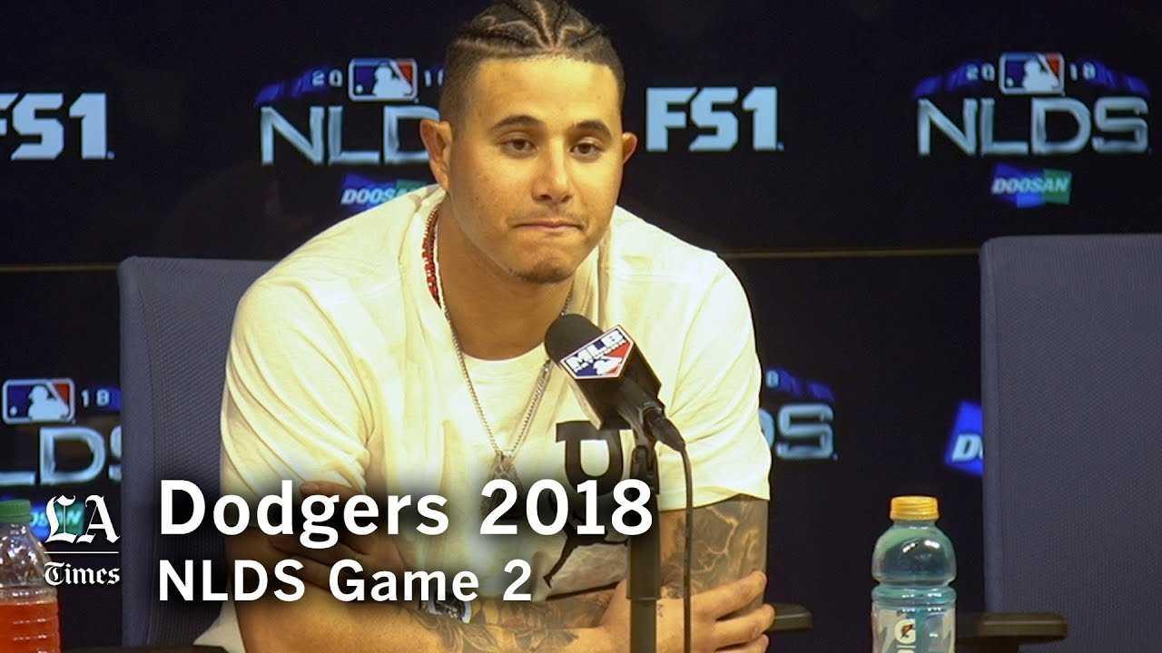 Dodgers NLDS 2018: Manny Machado talks Clayton Kershaw and NLDS Game 2