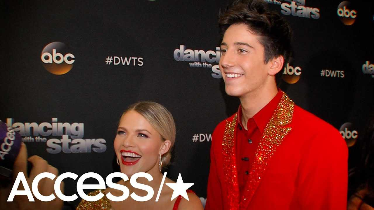 'DWTS': Milo Manheim & Witney Carson 'Completely Surprised' By Celine Dion's Performance   Access