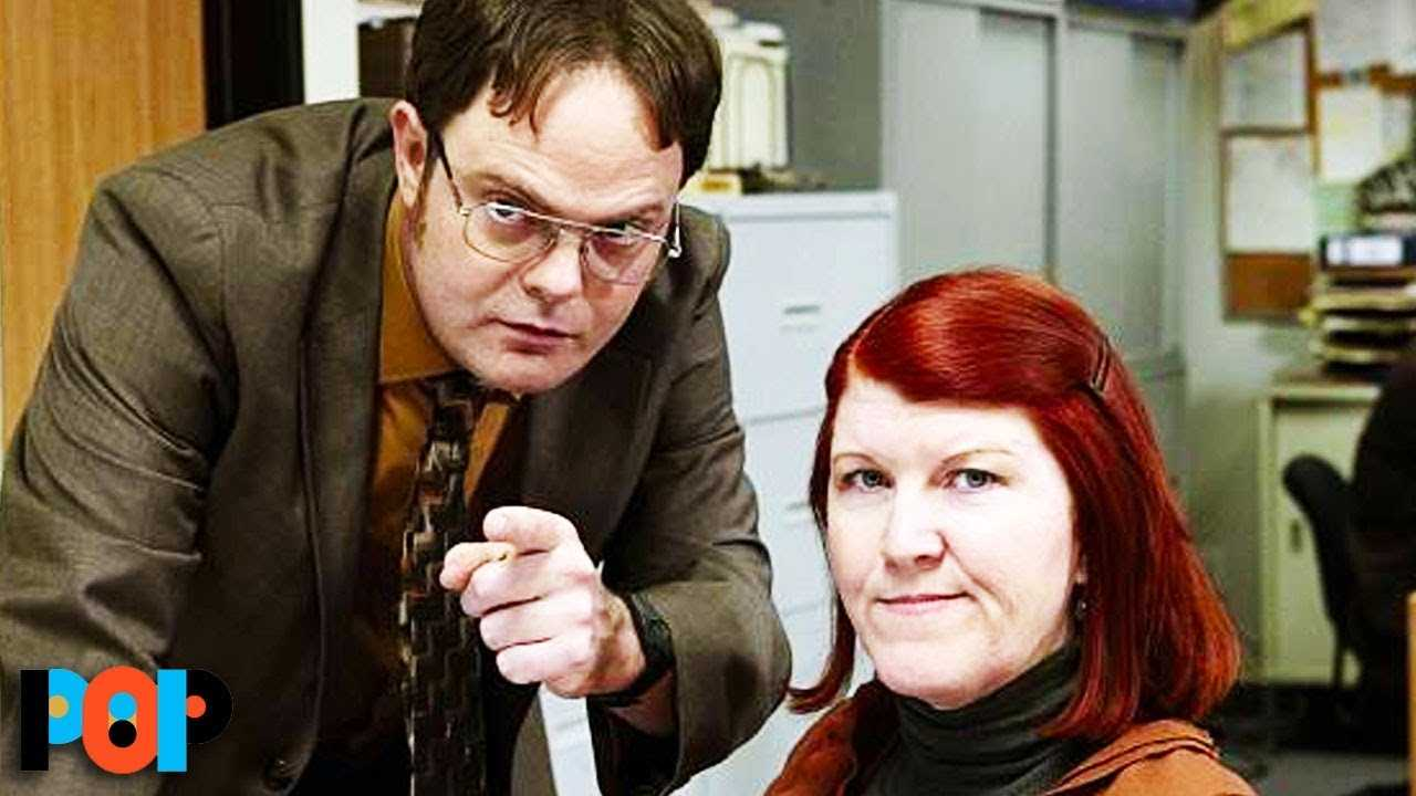 EXCLUSIVE Interview With 'The Office' Star Kate Flannery