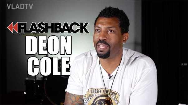 Flashback: Deon Cole Says Katt Williams Told Him His Jokes Were Trash
