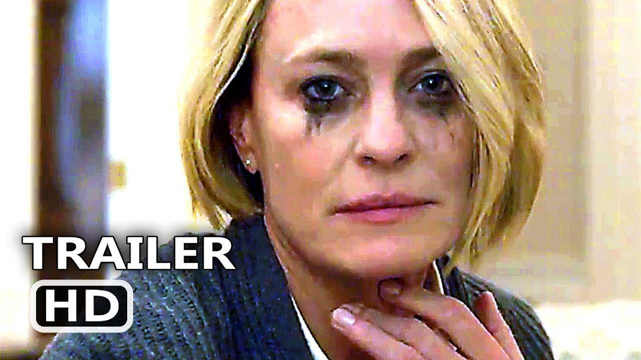 """HOUSE OF CARDS Season 6 """"Claire Underwood Attempted Murder"""" Trailer (NEW 2018) Netflix Series HD"""