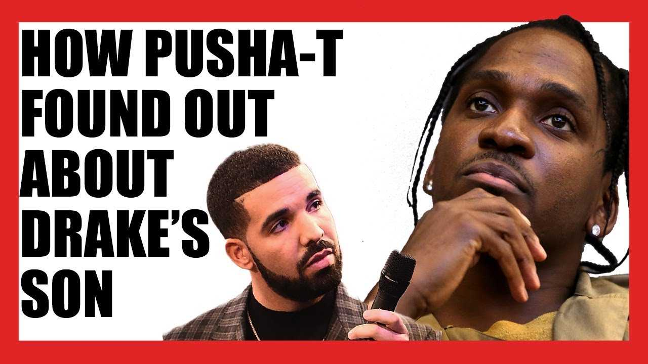 How Pusha-T Found Out About Drake's Son