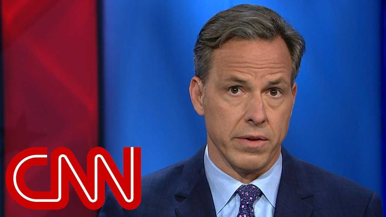 Jake Tapper hits Trump over Kavanaugh comments