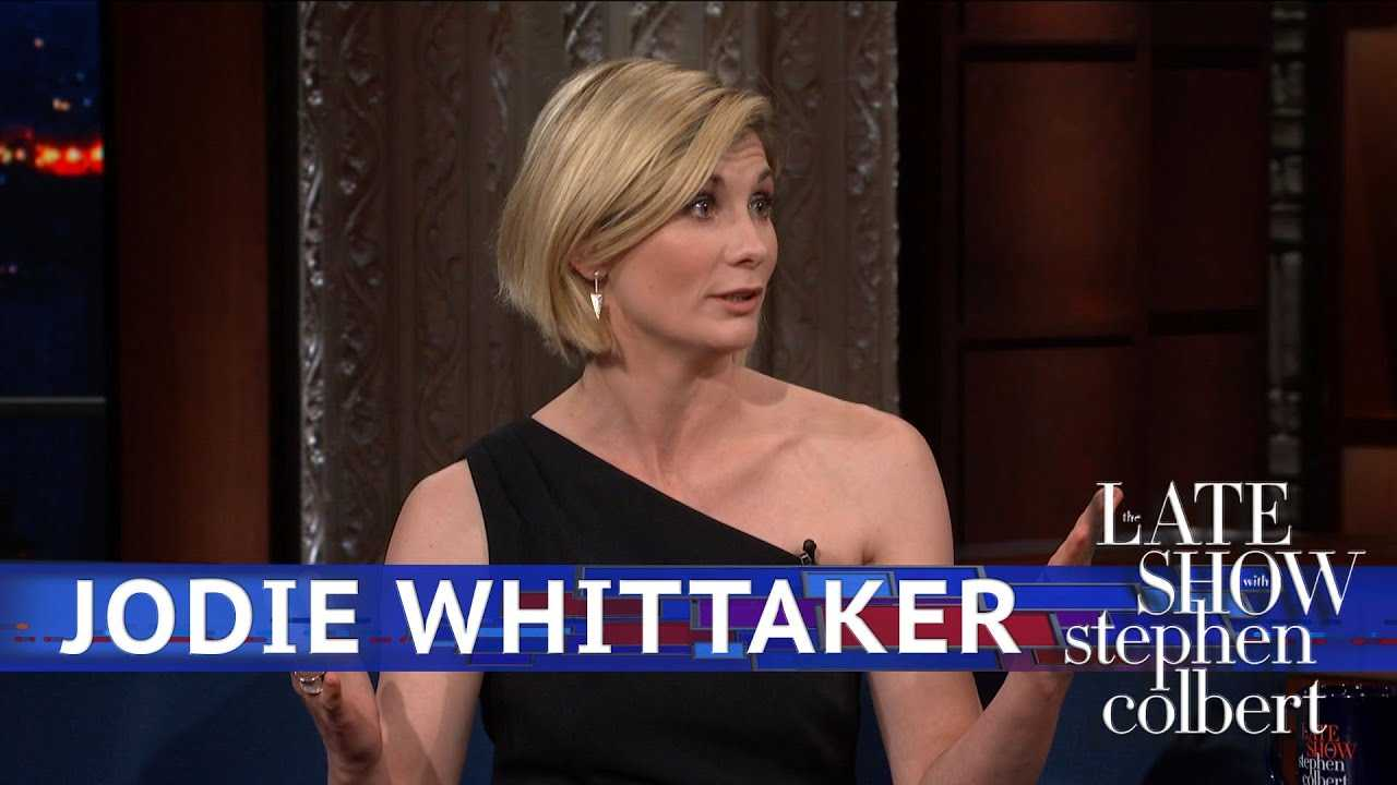 Jodie Whittaker Kept 'Dr. Who' A Secret And It Wasn't Easy