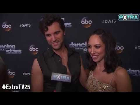 Juan Pablo Di Pace & Cheryl Burke Get First Perfect Score of the Season on 'DWTS'