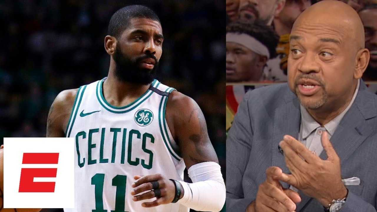 Kyrie Irving's future with Boston Celtics still questioned after commitment | ESPN Voices